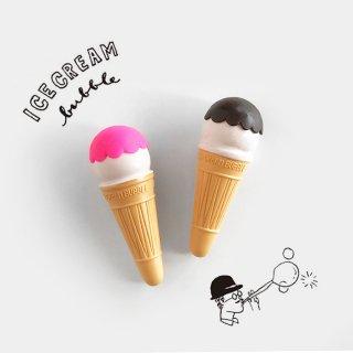 Chocolate Ice Cream Babble シャボン玉