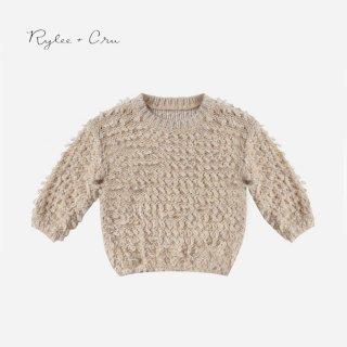 Rylee+Cru | slouchy pullover sweater  (12-18m)-(6-7y)