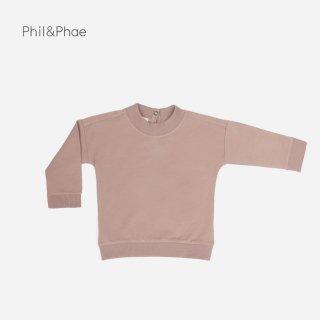 Phil&Phae | BABY SWEATER | powder |  6-12m-18m