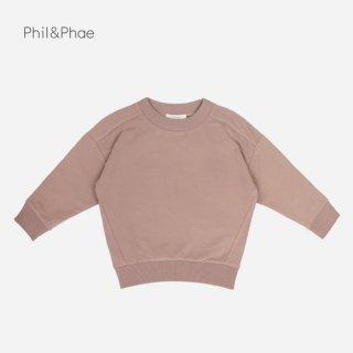 Phil&Phae | OVERSIZED SWEATER | powder |  2y-6y