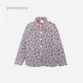 yellowpelota | Mr weirdo shirt | mauve 2y-6y