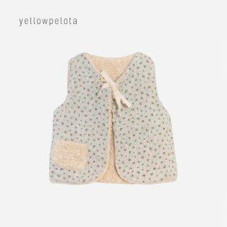 yellowpelota | Roses vest  12m-6y