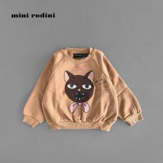 mini rodini | CAT CHOIR SP SWEATSHIRT (80/86)-(116/122)