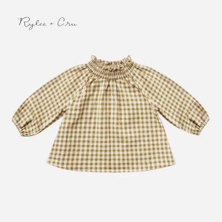 Rylee+Cru | gingham audrey blouse |  (12-18m)-(6-7y)
