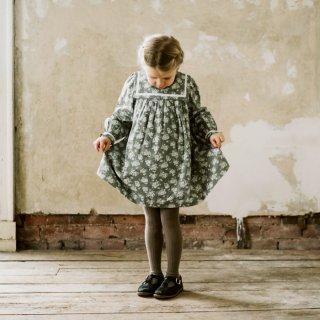 Little Cotton Clothes | Jemima salor collar dress | (2-3y)-(5-6y)