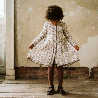 Little Cotton Clothes | Agatha dress | (18-24m)-(6-7y)
