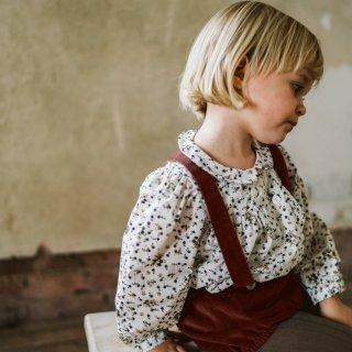 Little Cotton Clothes | Josephine blouse | (12-18m)-(6-7y)