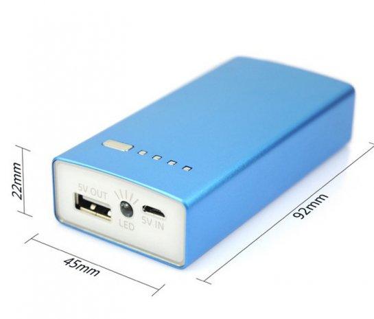 モバイルバッテリー 5800mAh 各種スマーフォント iPhone6 iPhone6Plus Android USB出力 タブレット対応