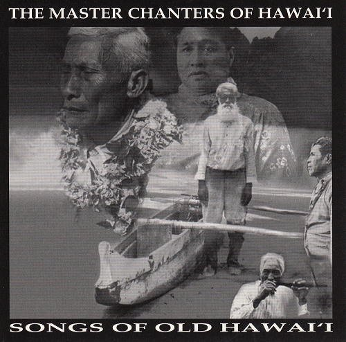 black and white old photos of hawaiian chanters