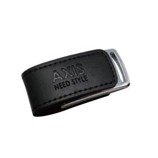 USBメモリー スタイリッシュレザーフォルム8GB<br>表示価格は参考上代です。卸価格はお問い合わせください。