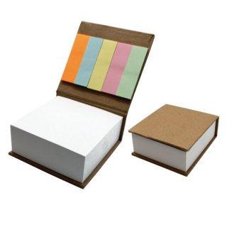 付箋付ブロックメモ <br>表示価格は参考上代です。卸価格はお問い合わせください。