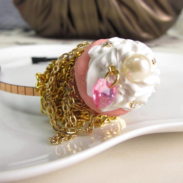 Cupcake カチューシャ