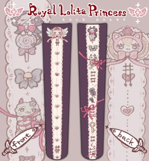 温井裕子×PredatorRat「Royal Lolita Princess」(うしじまいい肉Presents)