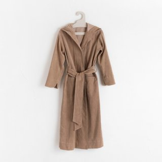 IBERIS HOOD GOWN COAT