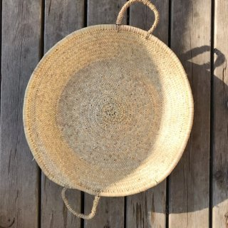 DOMED FLAT BASKET