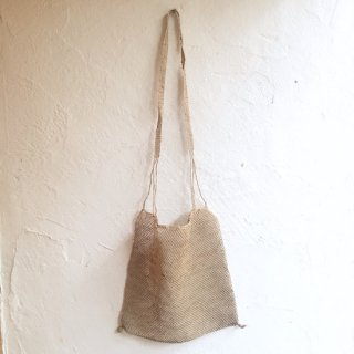 akha hemp shoulder bag B
