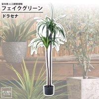 ドラセナ : フェイクグリーン 室内用 人工観葉植物 おしゃれ インテリアグリーン GRN-15 フェイクグリーン ドラセナ
