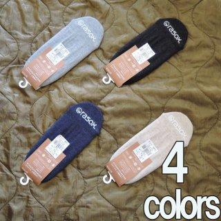 rasox 日本製 靴下 メンズ レディース BA151CO01 カバーソックス