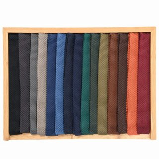 workers Silk Knit Tie 12colors シルク ニット ネクタイ 国産製 ワーカーズ