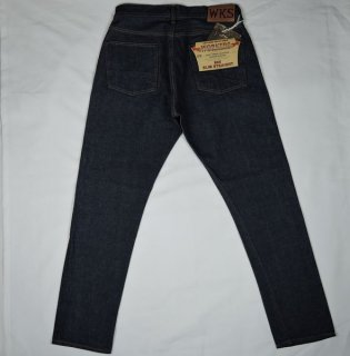 WORKERS Lot 805 Super Slim Straight Jeans スーパースリム 左綾 ワーカーズ