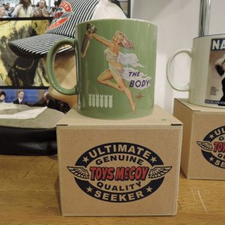 TOYS McCOY TMA1810 MILITARY MUG CUP THE 8TH AIR FORCE