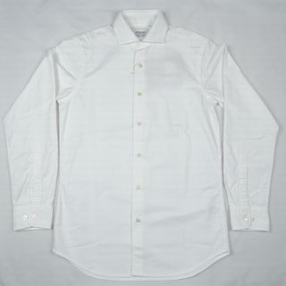 WORKERS Wide Spread Shirt, White Spima OX ワーカーズ ワイドスプレッドシャツ オックスフォード
