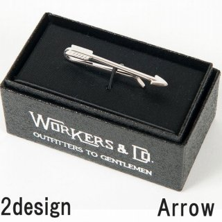 WORKERS TIE CLIP ワーカーズ ネクタイ クリップ
