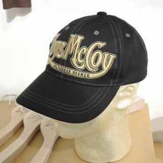 TOYS McCOY TMA1839 COTTON HERRINGBONE CAP
