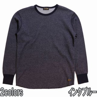 COLIMBO ZT-0427 FAIRBANKS THEMAL TEE L/S コリンボ サーマル ロングT