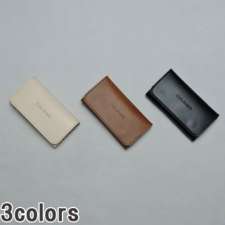 COLIMBO ZU-0702 SARATOGA SPRING LEATHER KEY CASE コリンボ キーケース