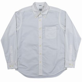 WORKERS Modified BD, 2020, White Supima Oxford ワーカーズ ホワイトスピーマコットン BDシャツ