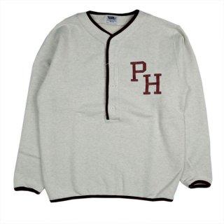 PHERROWS 20W-PBBS1 baseball sweat フェローズ ベースボールスウェット シャツ トレーナー クラシック 長袖