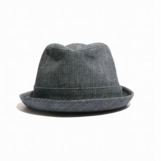 COLIMBO ZV-0615 ORIGINAL BEEFHEART CENTER CREASE HAT ヘリンボン ハット コリンボ hat 帽子 キャップ キャスケット