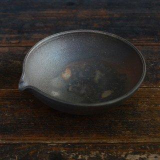 松村英治 焼締7寸片口鉢 B