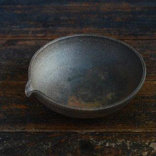 松村英治 焼締7寸片口鉢 C