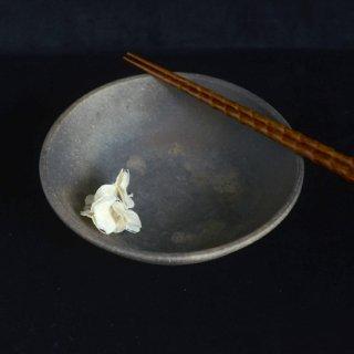 松村英治 焼締6寸鉢 B