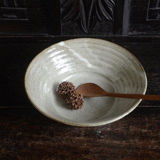 寺村光輔 林檎灰釉6.5寸浅鉢