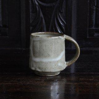 寺村光輔 林檎灰釉マグカップ