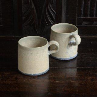 金澤尚宜 青マグカップ