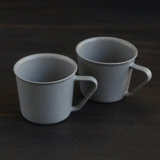 山本拓也 グレーマグカップ