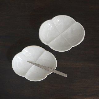 竹下努 青白磁木瓜小鉢