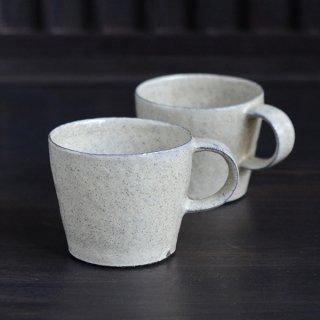 井内素 マグカップ 白