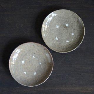 村木雄児 唐津3.5寸小皿 11.5cm