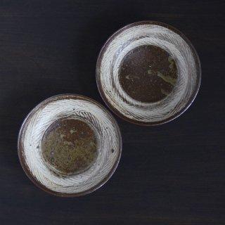 村木雄児 三島5寸浅鉢 15.5cm A