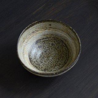 村木雄児 黒三島5.5寸鉢 16.5cm