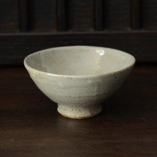 石田辰郎 粉引飯碗 1 12cm