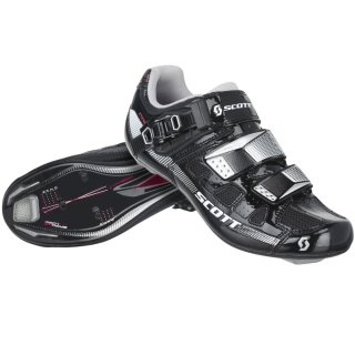 SHOE ROAD PRO LADY Black/White gross