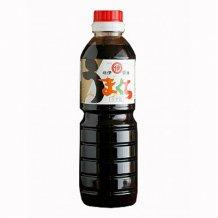 糸島 北伊醤油 うまくち うす塩 (こいくち醤油) 500ml