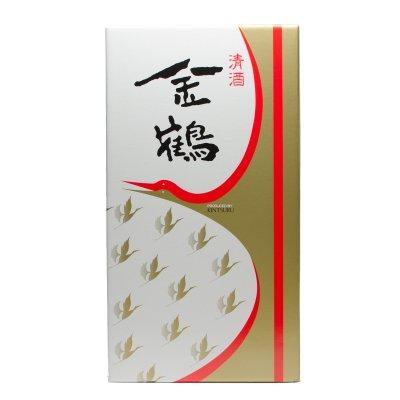 金鶴1.8L2本用化粧箱