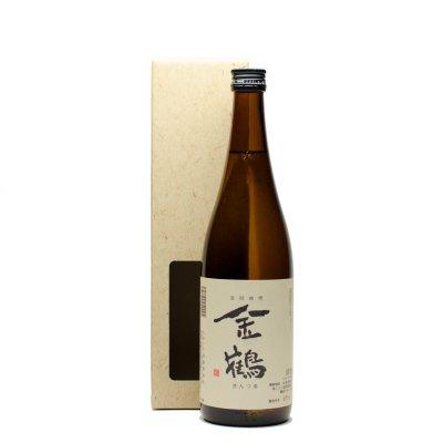 金鶴 普通酒(720ml) 化粧箱入れ